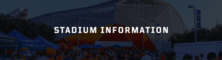 BBVA Stadium Information