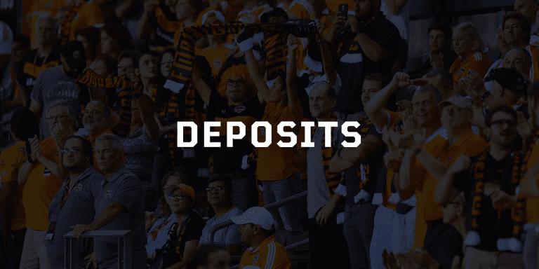 Group Deposit