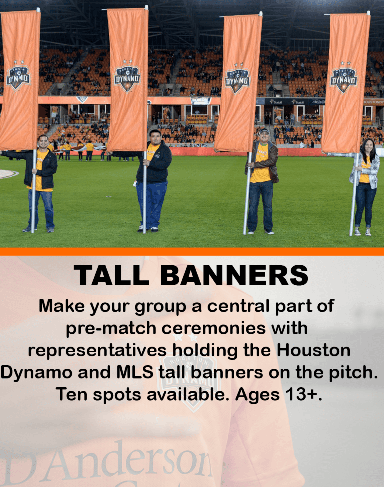 Tall Banners