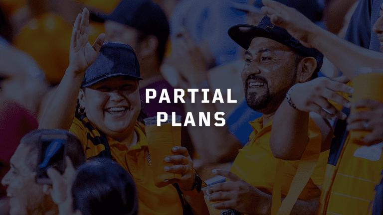 Partial Plans