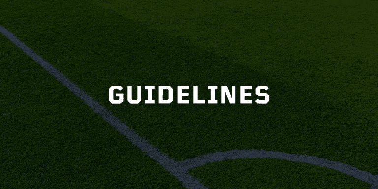 Dynamo Guidelines