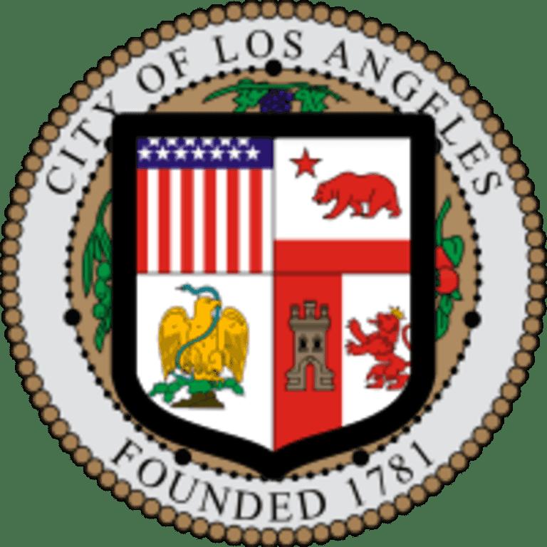 Our Crest - LAFC City Crest