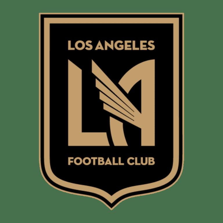 Our Crest - LAFC Crest