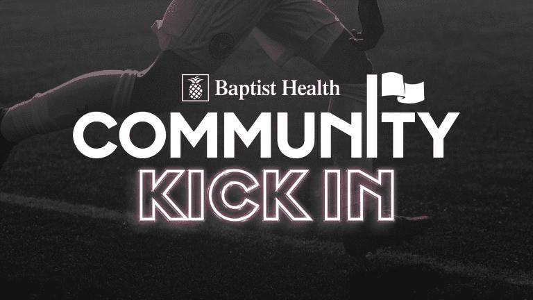 Community Kick-In Logo Mockup