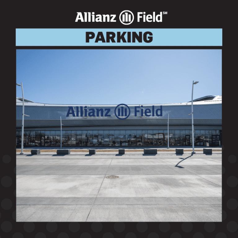 Game Guide: MNUFC vs. D.C. United - PARKING