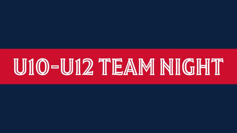U10-U12 Night Graphic 2021