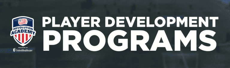 Player Development Programs -