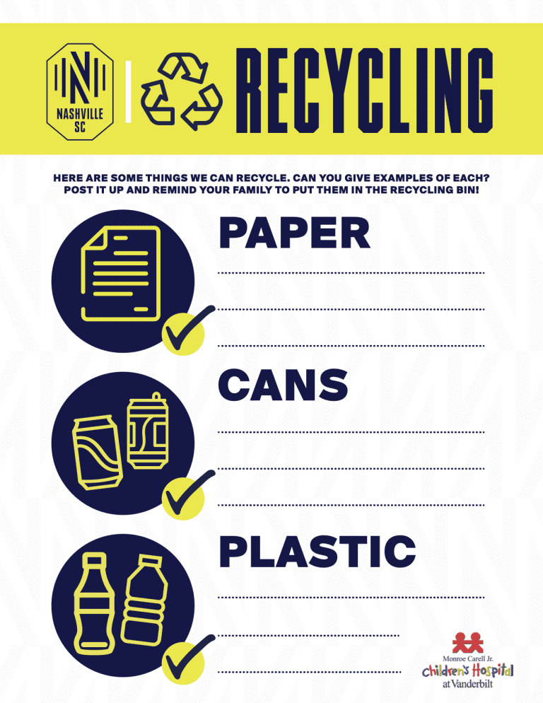 Recycling NSC - Activity Alley