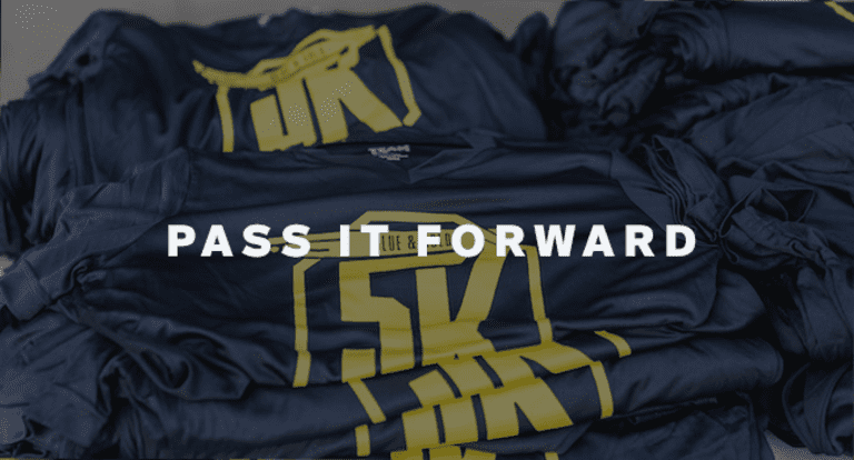 Pass it forward link new