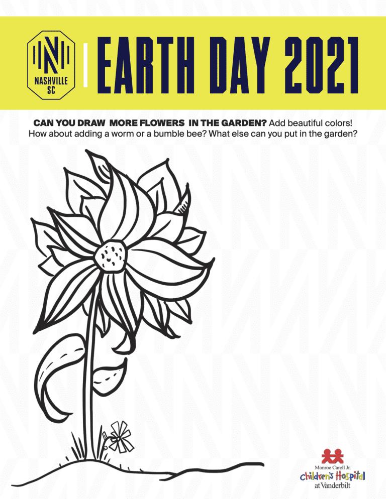 Earth Day Garden