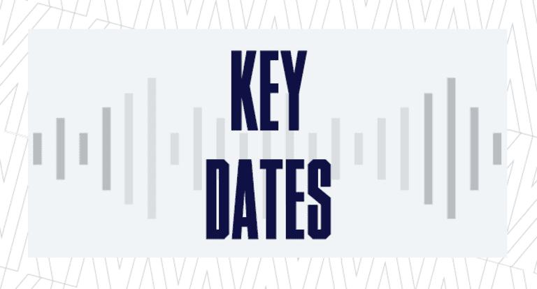 Key Dates 650x350