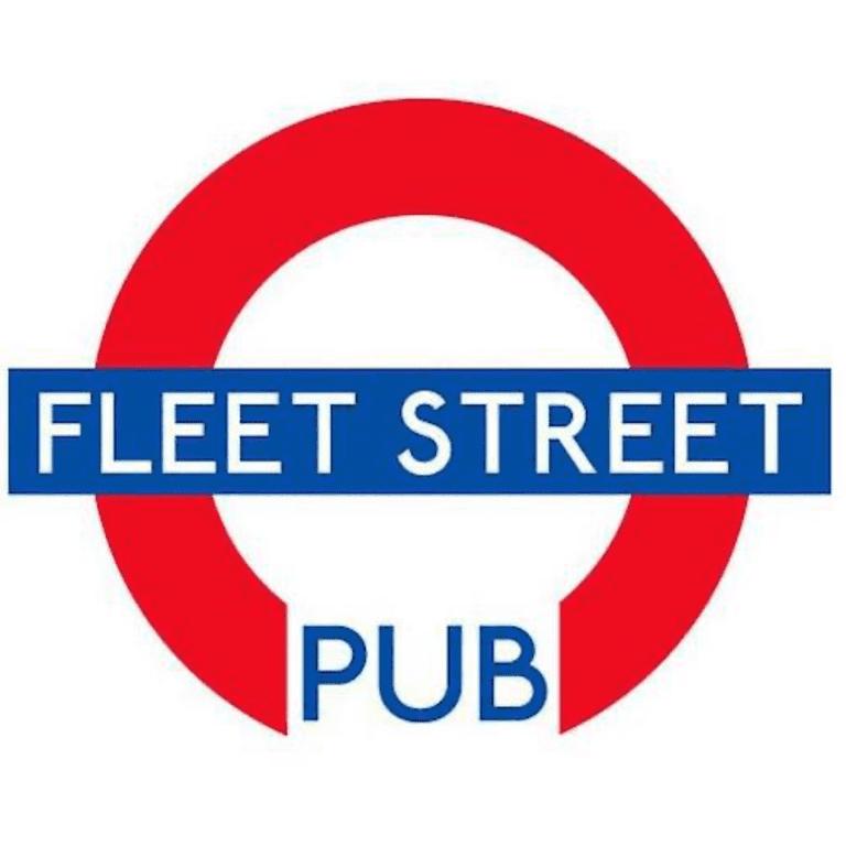 Fleet Street Logo - Pub Partner