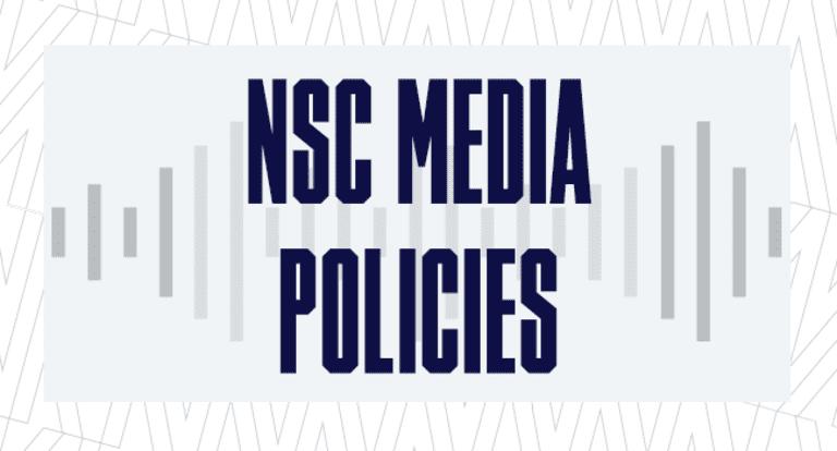 NSC Media Policies 650x350