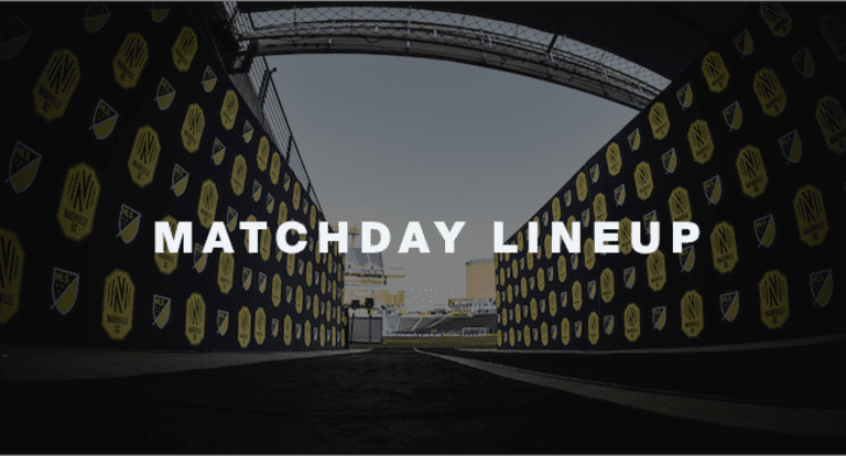 Matchday Lineup link new