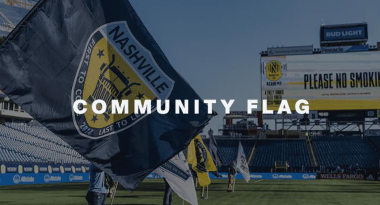 Community Flag link