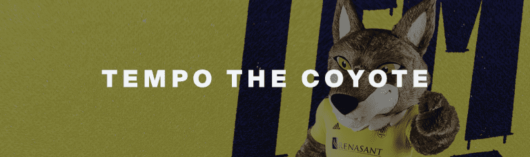 Fans - Tempo the Coyote
