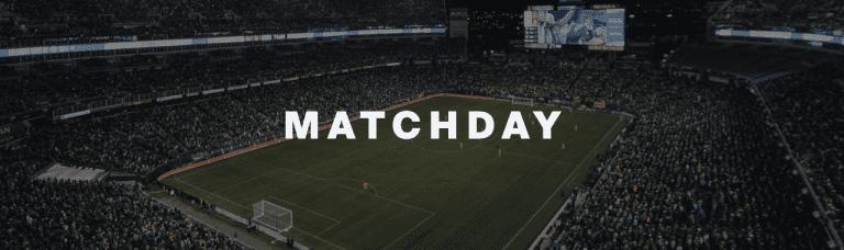 Matchday header NEW