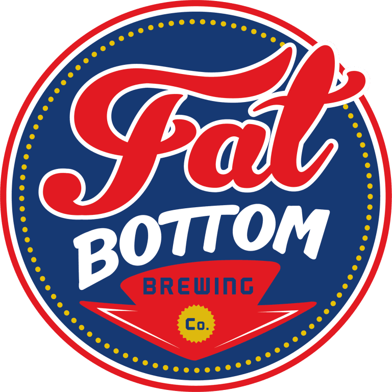 Fat Bottom Brewing Logo Color