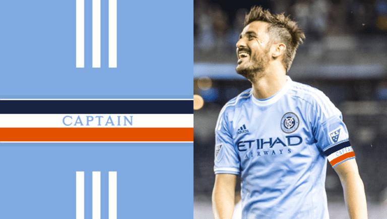 New York City FC Cityzens Select 2016 Captain's Armband -