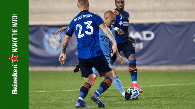Match Recap | NYCFC 4-0 FC Cincinnati -