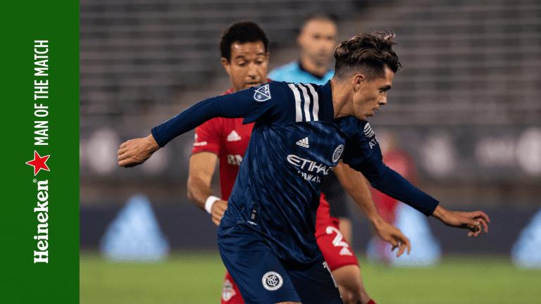 Match Recap   Toronto FC 0-1 NYCFC -