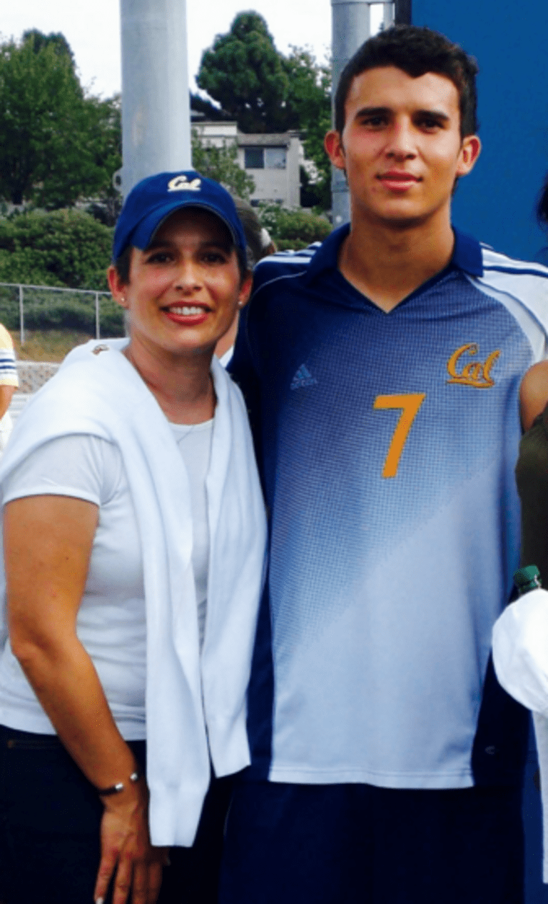 Why this Mother's Day is extra-special for Orlando City's Servando Carrasco -