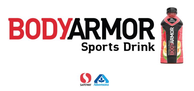BodyArmor Safeway Contest