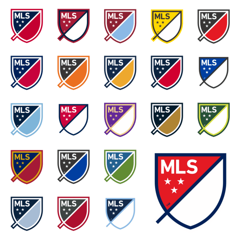 #MLSNext: Major League Soccer unveils new brand identity and crest -