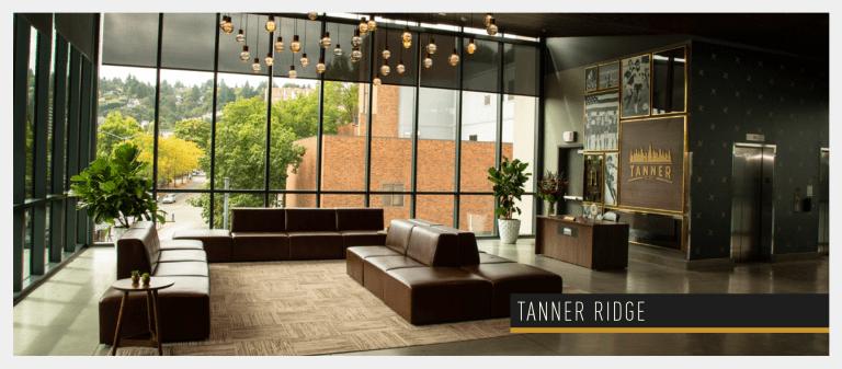 Tanner Ridge -