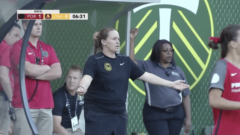 Inside PTFC   The latest lessons from another chapter in the Thorns FC's pressing approach -