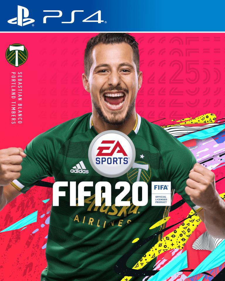 Download a custom Sebastián Blanco FIFA 20 PS4 cover! -