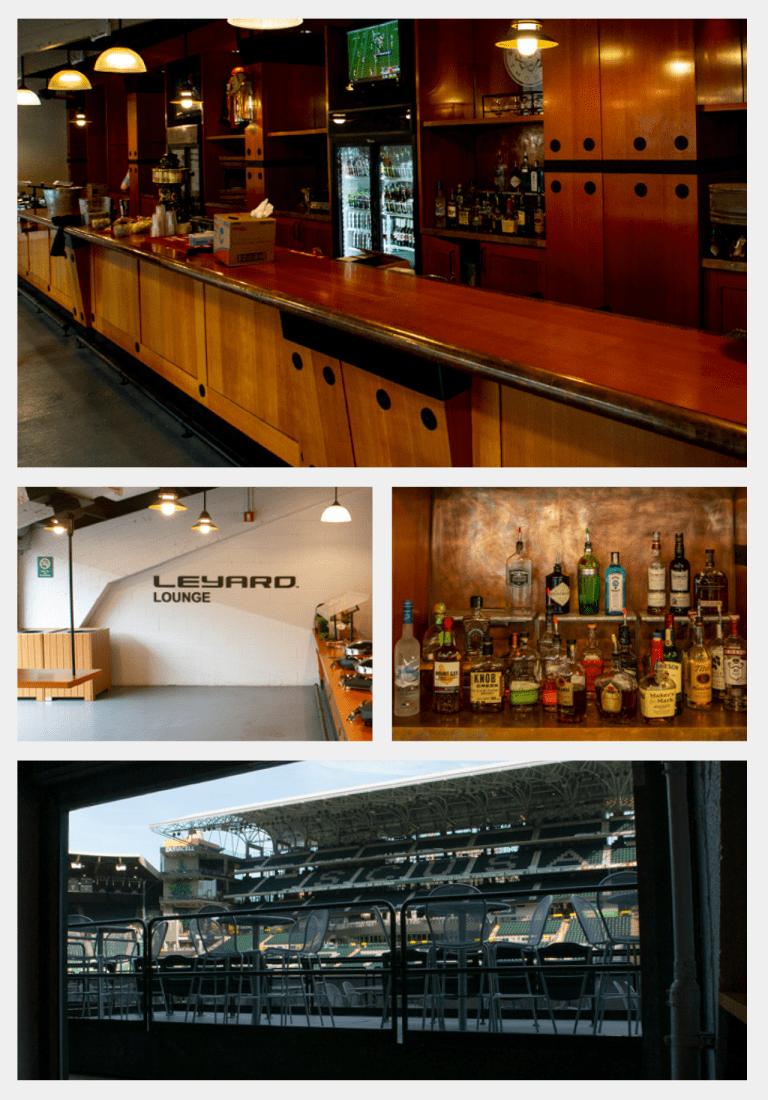 Leyard Lounge -