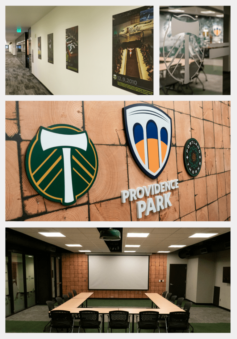 Providence Community Room -