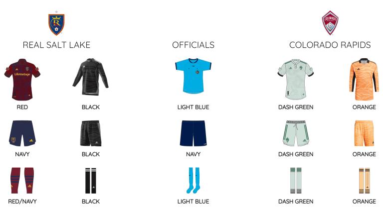 MLS 389 - RSL vs COL Notice