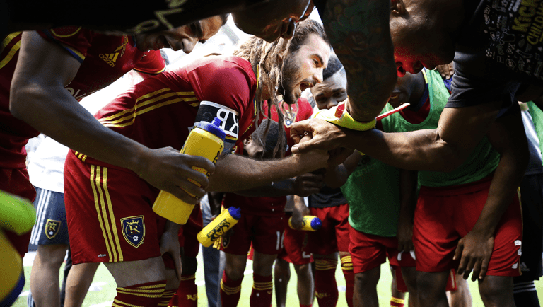 Beckerman is an iconic part of Utah's soccer community -