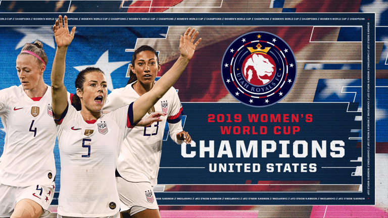 Champions Again; United States Becomes Second-Ever Repeat FIFA Women's World Cup Champions  -