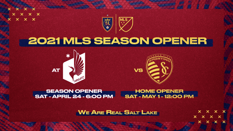 Real Salt Lake Hosts Sporting KC on May 1 Following Trip to Minnesota United FC -