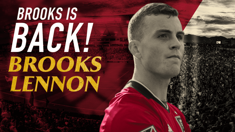 RSL permanently acquires Brooks Lennon from Liverpool  -