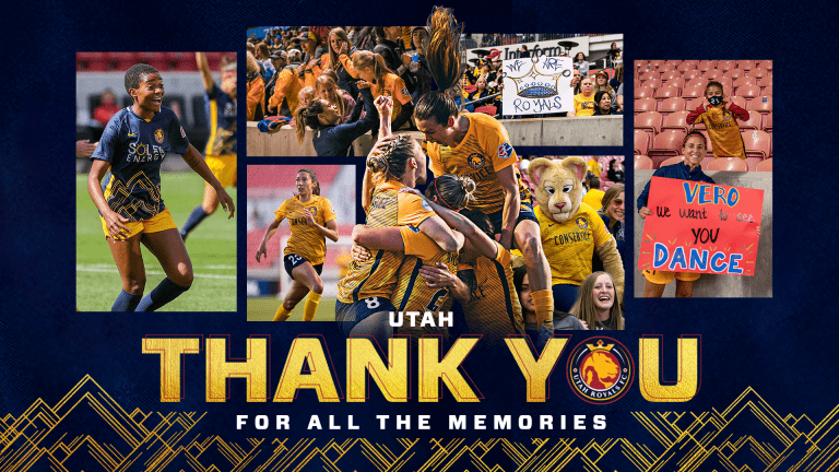 To Our Utah Royals FC Family -