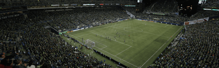 Record-breaking TV and attendance numbers for Sounders in 2014 -