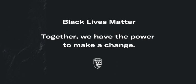 Black Lives Matter -