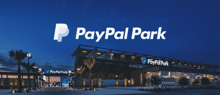 PayPal Park - Header Image
