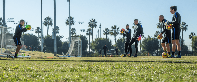 Q&A: Catching up with David Bingham at his second-consecutive January Camp -