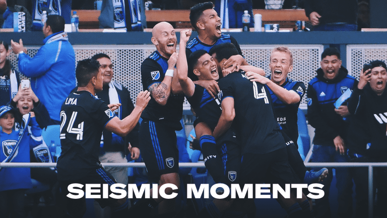 Seismic moments