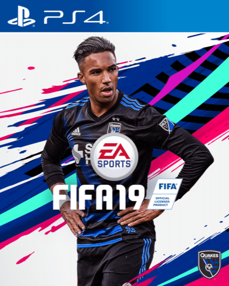 FIFA 19: Download the Quakes Cover for FIFA 19 -