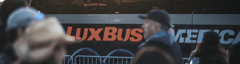luxbus - website