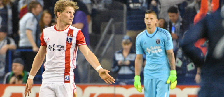 WHAT THEY SAID: Hear from Quakes players & coaches after a tough loss in Kansas City -