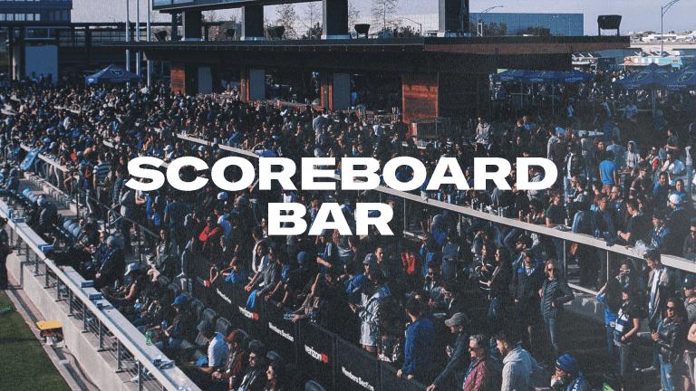 scoreboard bar