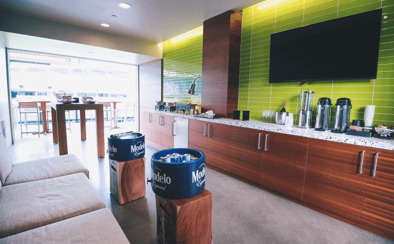 Indoor Suites -