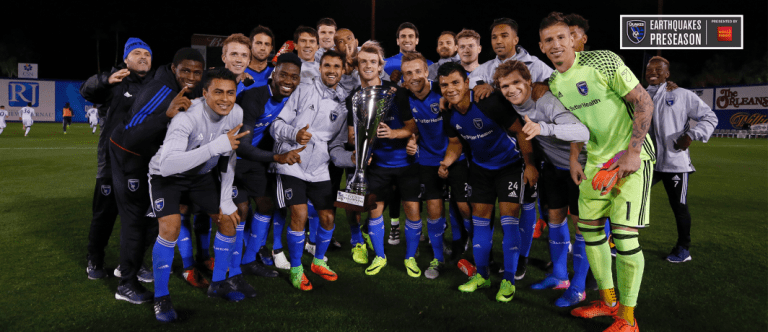 FEATURE: Quakes, Galaxy to face off for fifth time in all competitions this season -